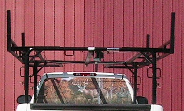Custom Fold Down Ladder Rack